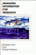 Download Managing information for research