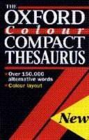 The Oxford colour thesaurus