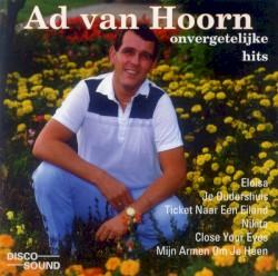 Ad van Hoorn - Nog bedankt voor die fijne jaren