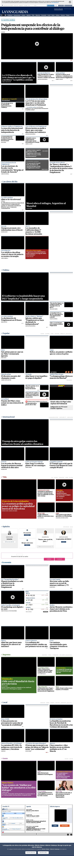 La Vanguardia at Wednesday Oct. 11, 2017, 6:18 a.m. UTC