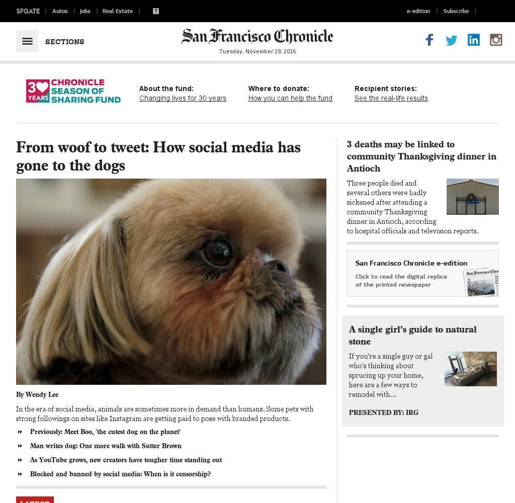 San Francisco Chronicle
